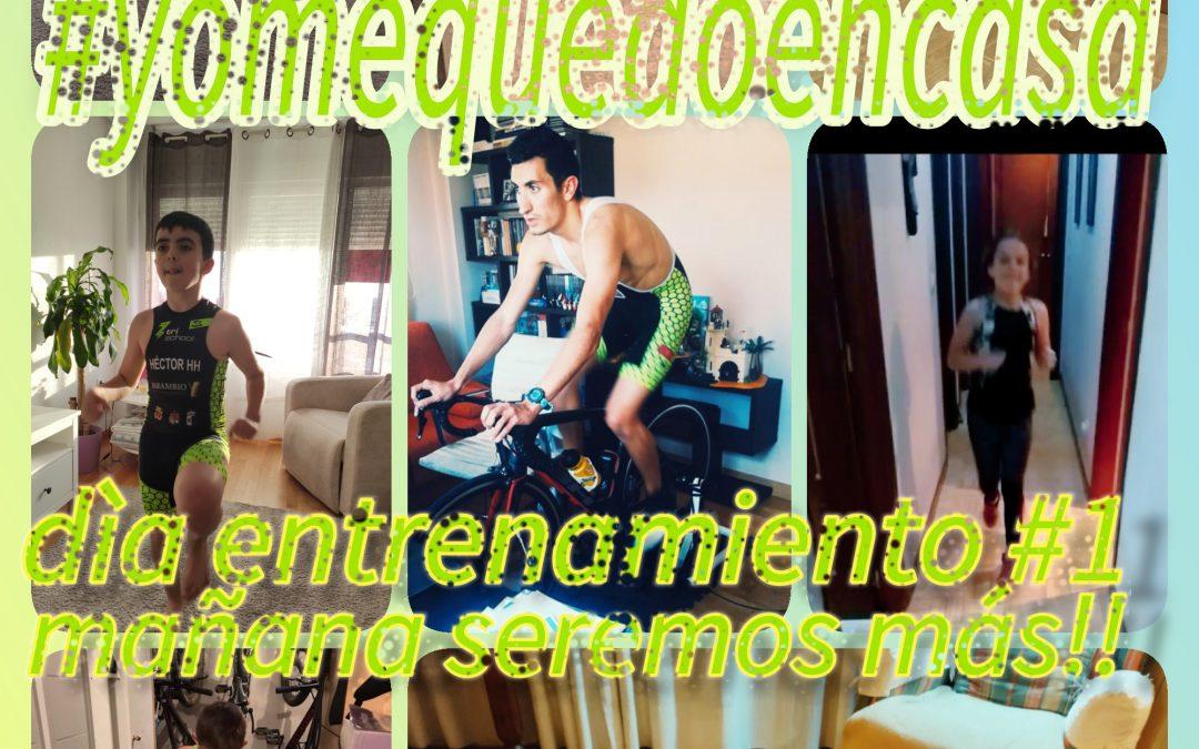 Día1 #yomequedoencasa