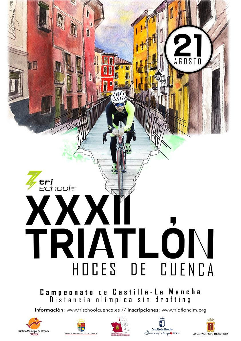 XXXII Triatlón Hoces de Cuenca
